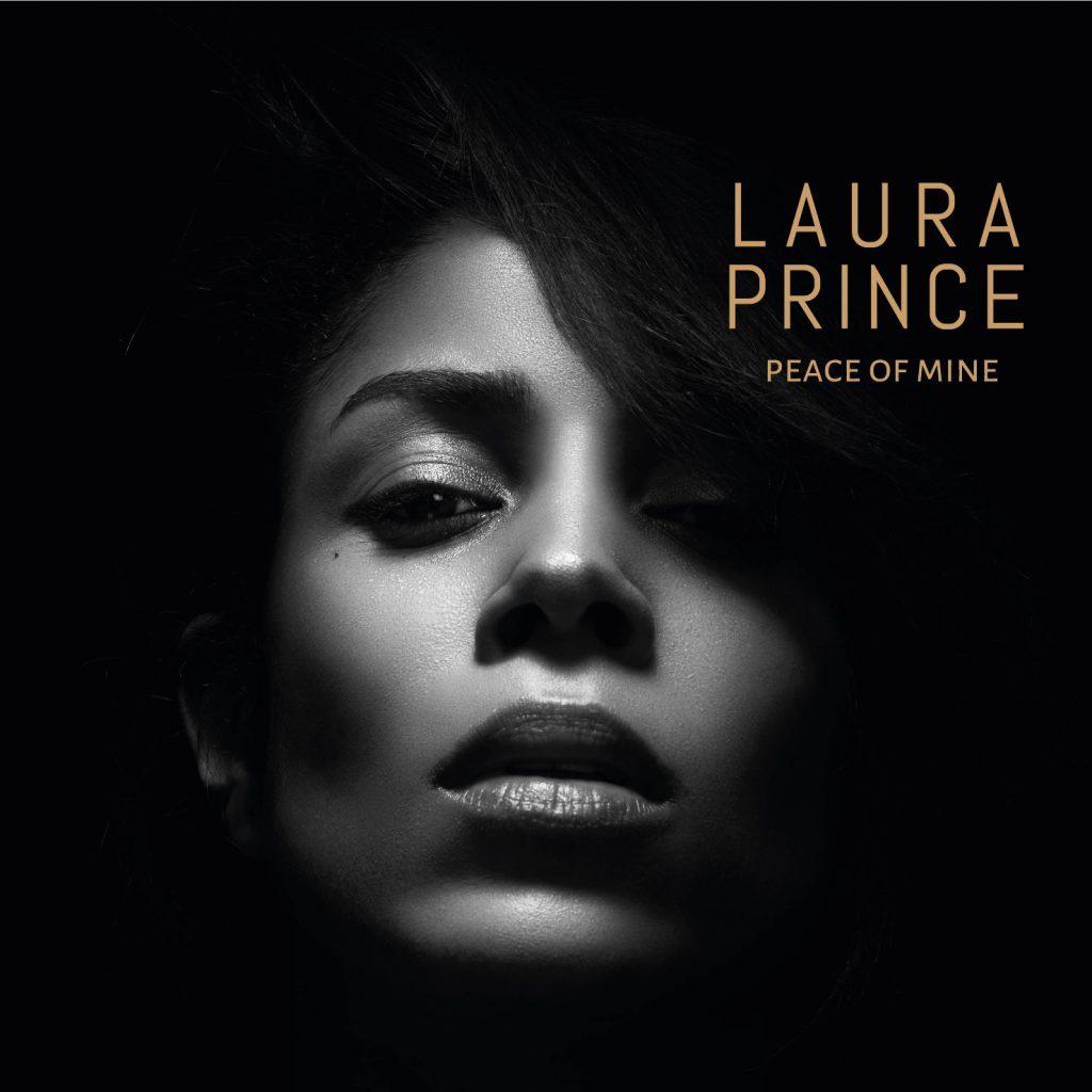 pochette album Laura Prince Peace of Mine
